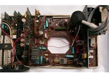 .OTF-ORAVA 4333 Color, kompl. chassis, přenosné TV vč.kompl.dokumentace