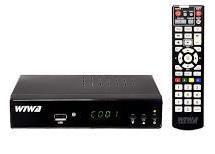 .WIWA Maxx DVB-T H-265 LAN- NEW