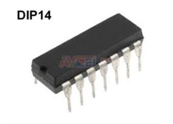 D172D  klopný obvod J-K ekv MH7472 CDB473E, UCY7473N