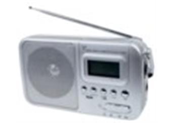 König Portable Radio AM/FM/SW/SW2 BAND