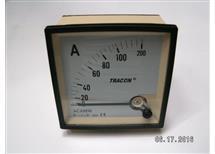 Analogové panelové měřidlo TRACON 0-200A