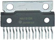 HA13128 2x22W 18V NF zesilovač