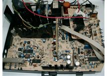 VN trafo AT2092/32 TB-ekv HR 8002, na  nové základní desce na Náhr. díly