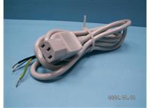 flexošňůra síťová k PC  2,20m bez síť. vildice