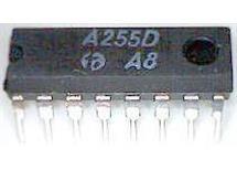 A255D TV H/V synchron. /TDA2593/