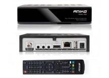 AMICO HD  rychlé nast uživatem, fast scan, sám seřadí programy, sám vyhledá LNB, naladí, HDMi kabel v přísluš.,rychlý přijímač