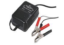 Nabíječka olověných akumulátorů 2VDC / 6VDC / 12VDC 0.6A