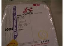 Papírové sáčky do vysavače ELECTROLUX E012