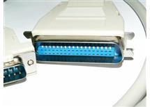 šňůra 1,5m k PC-tiskárna  /STAR SP 200 a pod./ Canon 25pin-zásuvka 36pin Cable 110