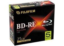 Blu-ray Disc BD-RE Fujifilm 25GB 1-2x