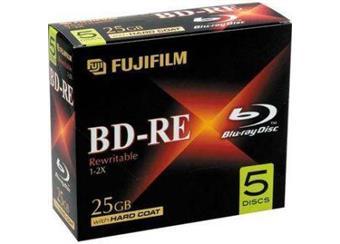 Blu-ray Disc BD-RE Fujifilm 25GB 1-2x