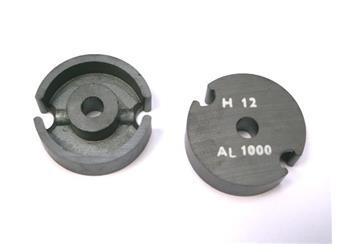 Ferit. hrníčkové jádro H12 AL1000 pr.29,9mm v=9,3mm