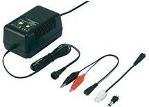 Nabíječka baterií Ni-Cd/Ni-MH pro Akupacky nebo články v držáku (500mAh - 4Ah)