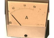 měř.MP120 0-1,2A DC Metra