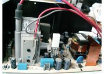 .chassis OVP 2124, kompletní nové, osazeno VN trafem M12-105, + modul obrazovky