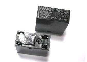 Relé cívka 12VDC, 3/100A 250V~