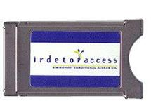 Irdeto access