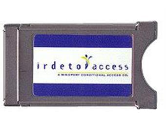 Irdeto access modul