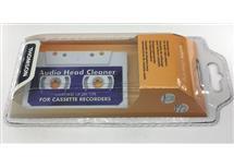 Čistící pásek pro kazetové přehrávače
