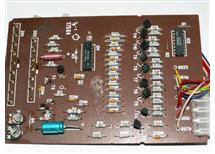 modul digitálu- ovládání s MAS1008, MH74141 OTF řada C416