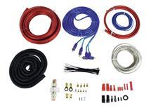 ! sada propojovacích audio autokabelů 1200W-dobrá cena sestavy