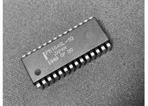 P5164 SL10 1x Intel 64K (8K x 8) CMOS Static Ram SRAM - IC DIP-24