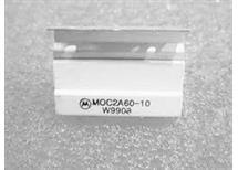 MOC2A60-10 Optoizolátor 2 Amp Zero Cross Triac Výstup 600 Voltů
