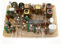 dekodér stereofonní radiopřijímač Tesla Diamant modul sestavený