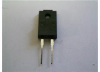 BYR29F-700 (8A, 700V)velmi rychlá 25 ns