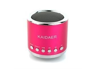 MP3 přehravač KAIDAER MNO2 + VKV- dodáváme v barvách  zlatá , meetalíza  cena v AKCI