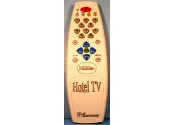 dálkový ovladač Hotel TV Universální Akční cena  kódy 580 výrobců TV spolehlivý, dlouhá životnost