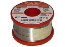 cín 0,7mm 250gr Stannol 505 Kristal - perfektní pájení S-SN60Pb40- pouze pro profesionální účely