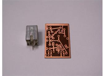 6PK 856 18 -1 Mhz pro oscilátor(směšovač) vč.tištěného spoje  ! !pův.cena 24,- nyní 5,- Kč ! !