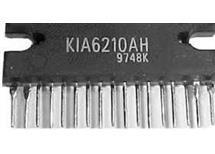 KIA6210 AH NF 2x19W 25V  9A /KA22103/