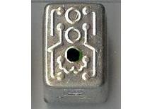 Relé 24V ss 1A, přítah 17V, vakuové precizní relé - černá doprodáno