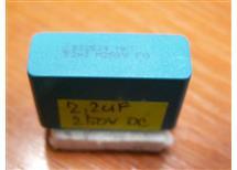2u2 250V DC MP MKT do tišt.sp. B32524