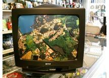 ! TV OTF P116 12-30V  přenosný TV 25cm  v provedení 12-30V, přirozené barvy pozorov. úhel 180 st analog tuner