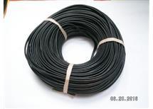2x0,15mm S1108 cena za 100m  stíň  NF.dvoj Kablo Vrchlabí, černá - bal 100m, cena za bal. 650 Kč, NF kabel