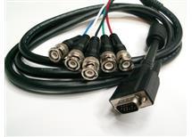 kabel Monitor-6xBNC / použití pro video seqv,.zařízení,a jiné/