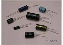 10µF 100V 85-105°radial