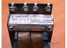 síťové trafo 12V 0,7A  25V 0,7A 220V oddělené vinutí obě sekce přes pojistku 0,8A