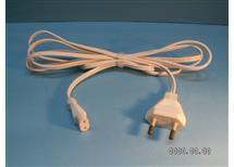 síťová šňůra  pro holící strojky  2,20m /i pro radia po úpravě