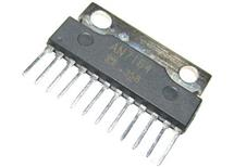 AN7164  NF zesilovač 30W, 30V, 5A, SIP12