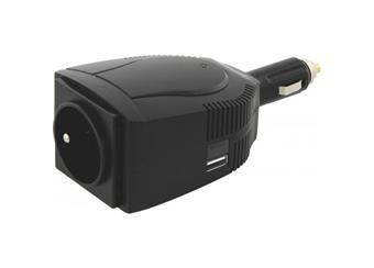 Měnič napětí 12V/230V 100W CZ + USB