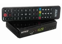 .WIWA H.265 Pro- DVB-T2,,Hdmi-Scart- super cena včetně nového SW a dárek, mimořádná cenová akce
