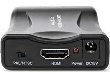 .převodník ze Scart na HDMi- zkvalitníte podstatně naTV obraz