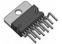 A2005V  Nf zesilovač  ekvTDA2005 - LIN-IC, 2*NF-E, 28V, 3.5A, 10W (14V/2R), SQL11