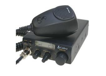 Vysílačka Cobra 19 DX IV EU AM/FM  27Mhz, 40 kanálů digit.displey fixní kanál 9/19