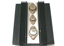 KD503, KU612, KUY12 s chladičem, z demontáže