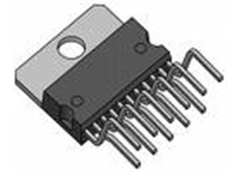 TDA2005V -nf zesilovač  LIN-IC, 2*NF-E, 28V, 3.5A, 2x10W            SQL11